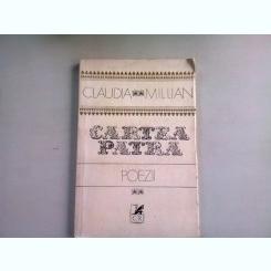 CARTEA PATRA - CLAUDIA MILLIAN