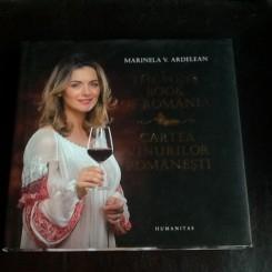 Cartea vinurilor romanesti - Marinela V. Ardelean