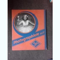 Catalog AGFA anii '20 - '30  (text in limba germana)