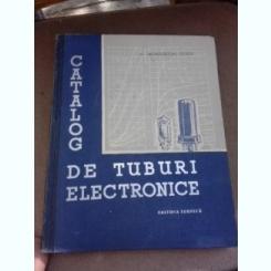 Catalog de tuburi electronice - A. Georgescu