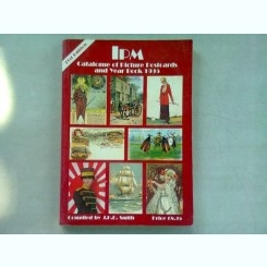 CATALOGUE OF PICTURE POSTCARDS AND YEAR BOOK 1995 - J.H.D. SMITH