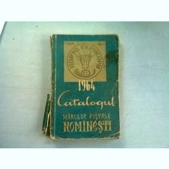 CATALOGUL MARCILOR POSTALE ROMANESTI, 1964