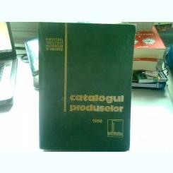 CATALOGUL PRODUSELOR 1969 (MATERIALE DE CONSTRUCTII)