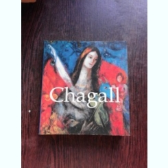 CHAGALL, ALBUM, TEXT IN LIMBA ENGLEZA