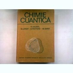 CHIMIE CUANTICA - R. DAUDEL