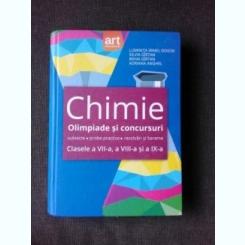 CHIMIE, OLIMPIADE SI CONCURSURI, CLASELE A VII, A VIII SI A IX-A - LUMINITA IRINEL DOICIN