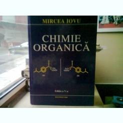 CHIMIE ORGANICA - MIRCEA IOVU