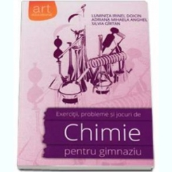 CHIMIE PENTRU GIMNAZIU - LUMINITA IRINEL DOICIN