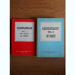 CHIRURGIE - AL. PRISCU  VOL.1+2