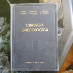 CHIRURGIE GINECOLOGICA. TEHNICA SI TACTICA - P. SIRBU