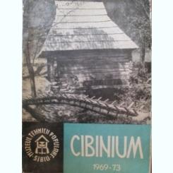 CIBINIUM Sibiu 1969-1973