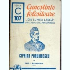 Ciprian Porumbescu - Paul I. Papadopol