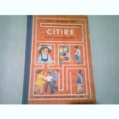 CITIRE. MANUAL PENTRU CLASA A III-A - IOAN SERDEAN (1992)