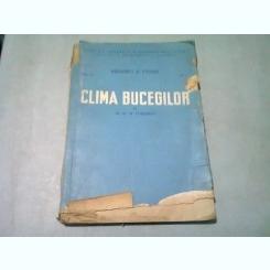 CLIMA BUCEGILOR - ST.M. STOENESCU
