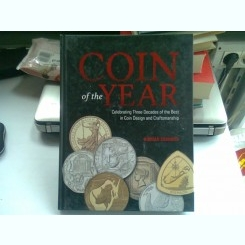 COIN OF THE YEAR - DONALD SCARINCI   (MONEDA ANULUI)