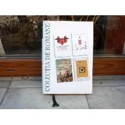 Colectia de romane - 4 romane intr-o singura carte , Antologie