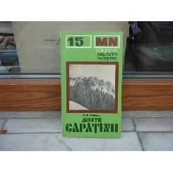 Colectia muntii nostrii - Muntii Capatinii , Nae Popescu , 1977
