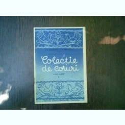 Colectie de coruri voci egale I - I. D. Chirescu, G. Breazu