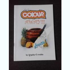 COLOR AWAY - KINGSLEY C. NWABIA, CARTE DE COLORAT