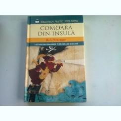 COMOARA DIN INSULA - R.L. STEVENSON
