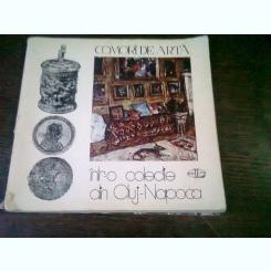 COMORI DE ARTA INTR-O COLECTIE DIN CLUJ NAPOCA - ION CHIRICUTA
