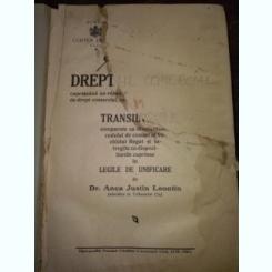 Compendiu de Drept Comercial - Anca Justin Leontin - 1925