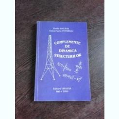 COMPLEMENTE DE DINAMICA STRUCTURILOR - FLORIN MACAVEI  (CU DEDICATIE)