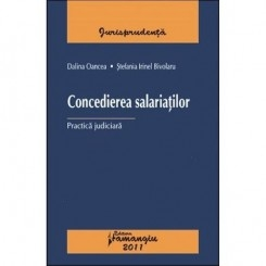 CONCEDIEREA SALARIATILOR - DALINA OANCEA