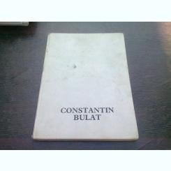 CONSTANTIN BULAT - ALICE BOTEZ, DAN GRIGORESCU, RADU IONESCU