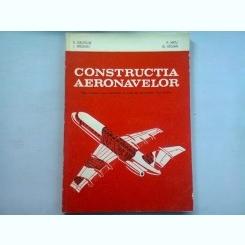 CONSTRUCTIA AERONAVELOR - S. GALETUSE