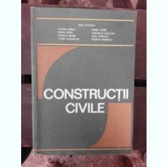 CONSTRUCTII CIVILE - DAN GHIOCEL