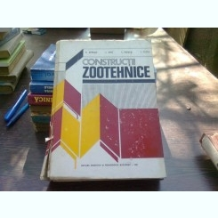 Constructii zootehnice - A. Serban