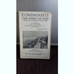 CONTINENTELE FARA AMERICA DE NORD - N. PANDELEA
