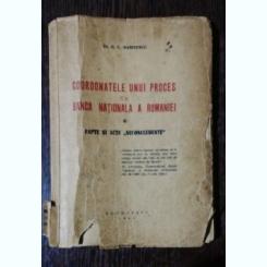 COORDONATELE UNUI PROCES CU BANCA NATIONALA A ROMANIEI - G.C.MARINESCU