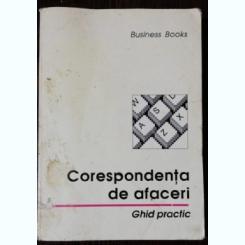 CORESPONDENTA DE AFACERI - GHID PRACTIC
