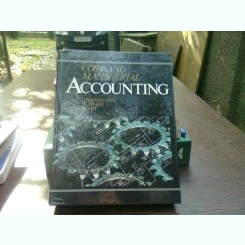 Cost and managerial accounting - Cherrington Hubbard  (Costuri și contabilitate managerială)