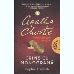 CRIME CU MONOGRAMA - AGATHA CHRISTIE