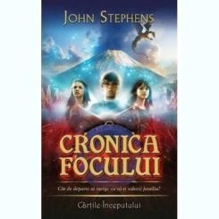 Cronica focului - John Stephens