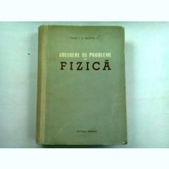 CULEGERE DE PROBLEME DE FIZICA - FAUR I.