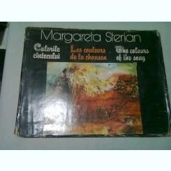CULORILE CANTECULUI - MARGARETA STERIAN