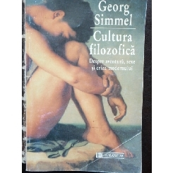 CULTURA FILOZOFICA - GEORG SIMMEL