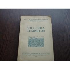 CULTURA LEGUMELOR - DUMITRESCU MIHAI