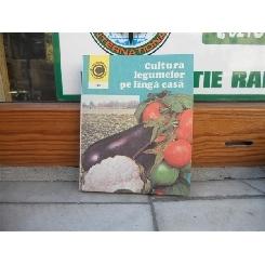 Cultura legumelor pe langa casa , Haralambie Popescu