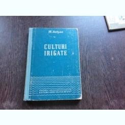 CULTURI IRIGATE - M. BOTZAN