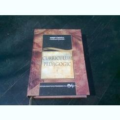 CURRICULUM PEDAGOGIC - SORIN CRISTEA VOL.1