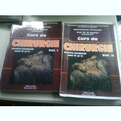 CURS DE CHIRURGIE - M. BEURAN  2 VOLUME