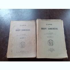 CURS DE DREPT COMERCIAL - I.N. FINTESCU  VOL.I+II