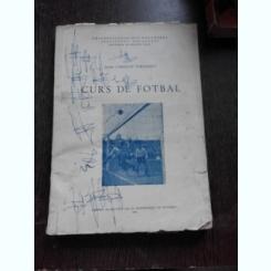CURS DE FOTBAL - CORNELIU SIMIONESCU
