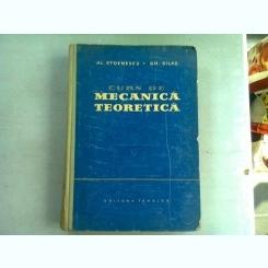 CURS DE MECANICA TEORETICA - AL. STOENESCU