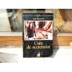 CURS DE SECRETARIAT , John Harrison , 2000